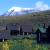 Kilimanjaro and the Horombo huts