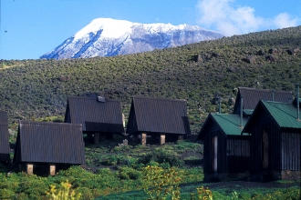 Kilimanjaro and the Horombo huts