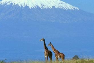 Tanzania y El Kilimanjaro